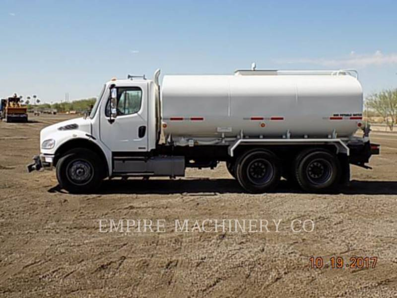 FREIGHTLINER 給水トラック 4K TRUCK equipment  photo 2