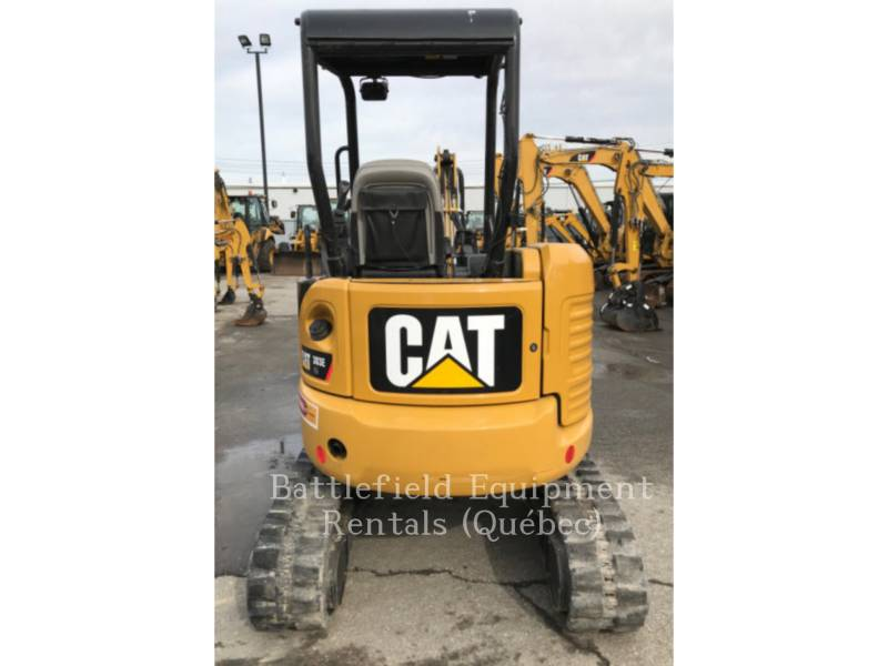CATERPILLAR TRACK EXCAVATORS 303ECR equipment  photo 3