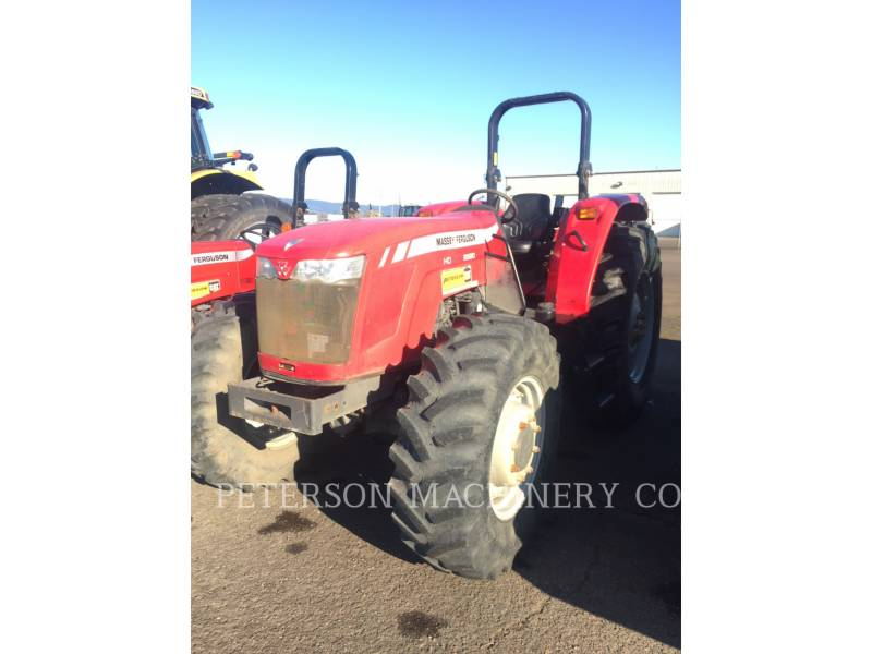 AGCO AG TRACTORS MF2680 equipment  photo 1