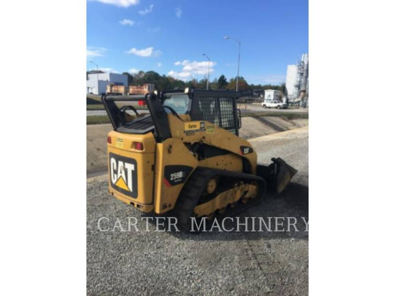 CATERPILLAR SKID STEER LOADERS 259B3 ACW equipment  photo 3