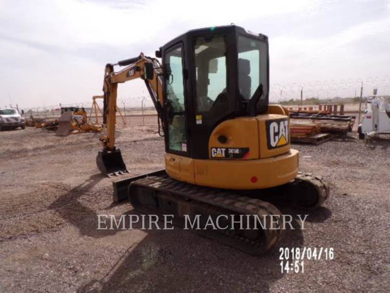 CATERPILLAR KETTEN-HYDRAULIKBAGGER 305E2 CA equipment  photo 7