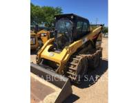 Equipment photo CATERPILLAR 272D1 CHARGEURS COMPACTS RIGIDES 1