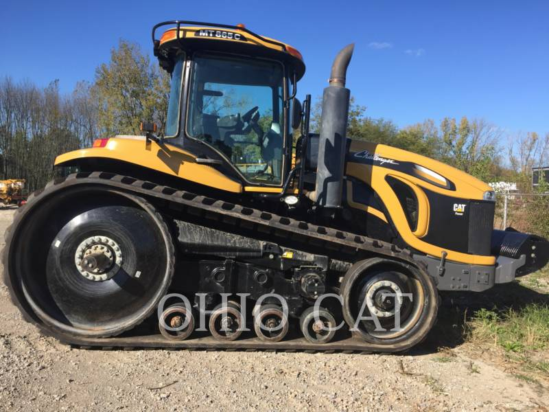 AGCO-CHALLENGER AG TRACTORS MTS865C equipment  photo 10