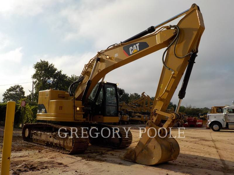 CATERPILLAR TRACK EXCAVATORS 328D LCR equipment  photo 4