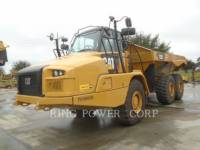 Equipment photo CATERPILLAR 725C KNICKGELENKTE MULDENKIPPER 1