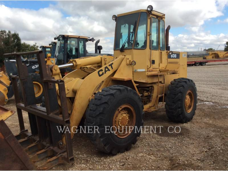 CATERPILLAR WHEEL LOADERS/INTEGRATED TOOLCARRIERS 936 equipment  photo 2