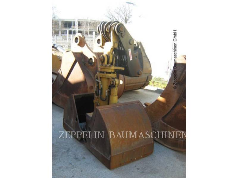 HYDRAULIK-GREIFER-TECHNOLOGIE-GMBH HERRAMIENTA DE TRABAJO - GARFIO ZZ4-800 equipment  photo 1