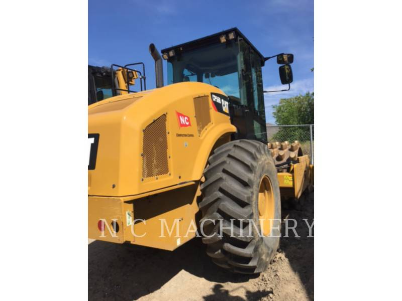 CATERPILLAR EINZELVIBRATIONSWALZE, BANDAGE CP56B equipment  photo 5