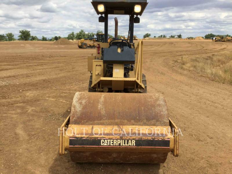 CATERPILLAR COMPACTADORES CS-323C equipment  photo 2