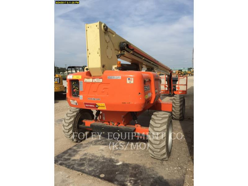 JLG INDUSTRIES, INC. リフト - ブーム E600J equipment  photo 4