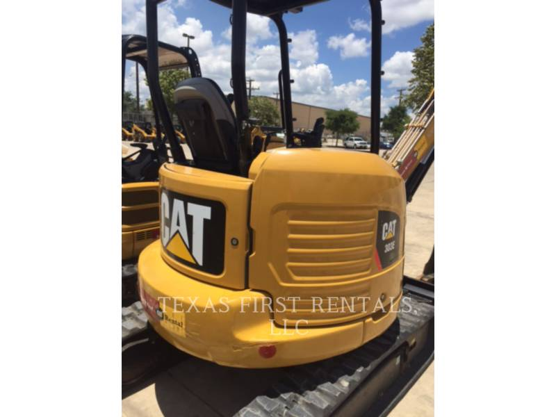 CATERPILLAR ESCAVADEIRAS 303E CR equipment  photo 2
