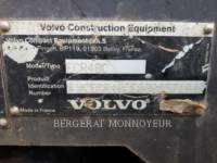 VOLVO CONSTRUCTION EQUIPMENT トラック油圧ショベル ECR48C equipment  photo 8