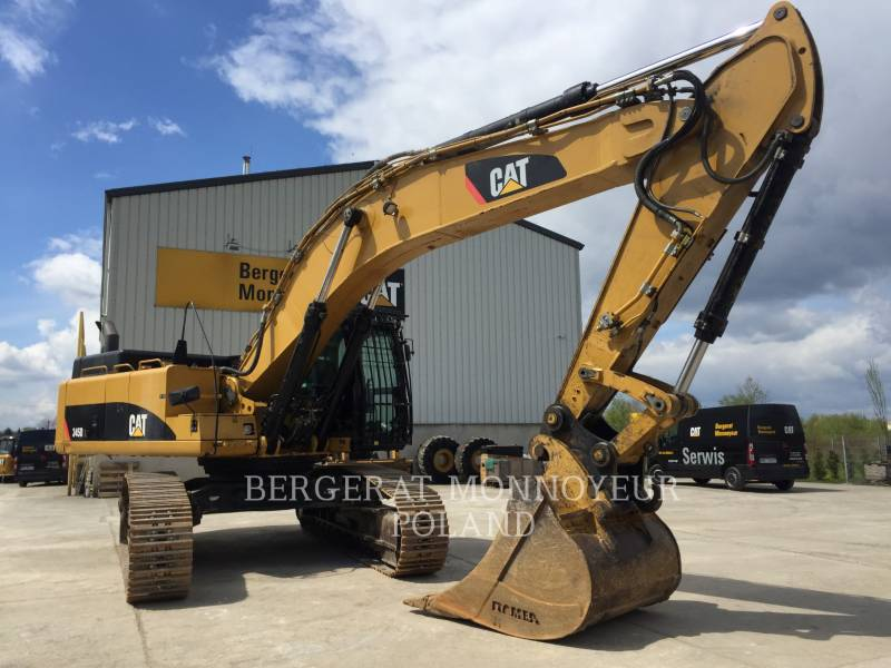 CATERPILLAR PELLES SUR CHAINES 345DLVG equipment  photo 1