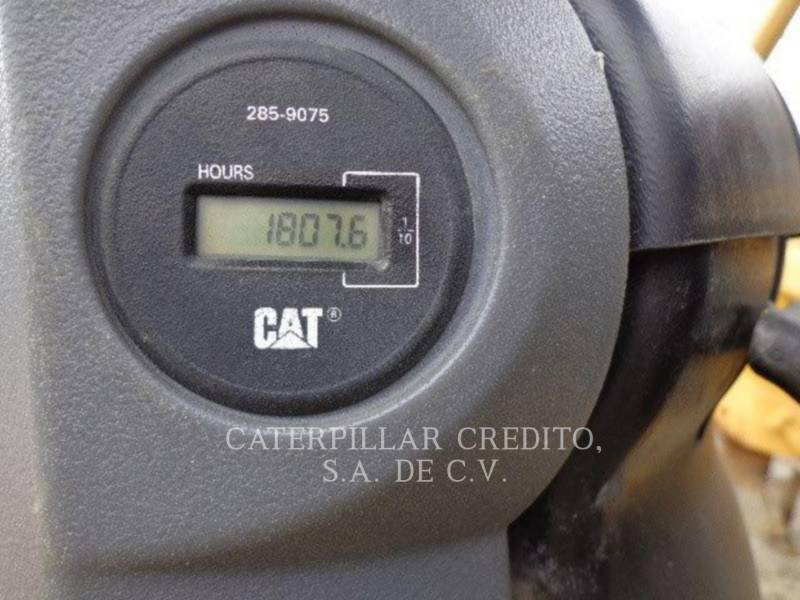 CATERPILLAR VIBRATORY SINGLE DRUM ASPHALT CS-533E equipment  photo 4