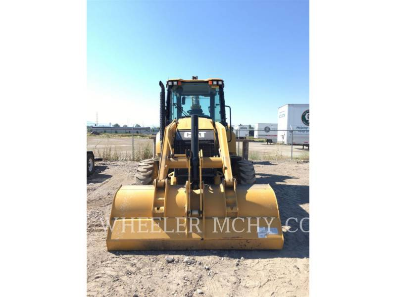 CATERPILLAR RETROEXCAVADORAS CARGADORAS 420F2 E equipment  photo 2