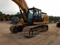 Equipment photo CATERPILLAR 336F HAM トラック油圧ショベル 1