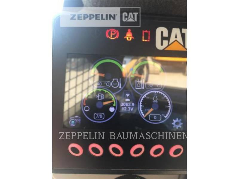 CATERPILLAR SKID STEER LOADERS 287D equipment  photo 7