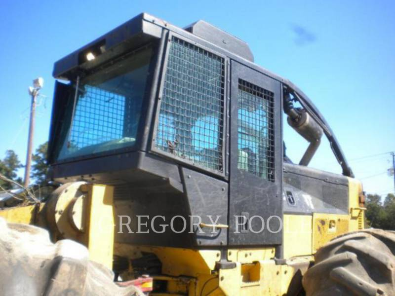 CATERPILLAR FORESTRY - SKIDDER 535C equipment  photo 11