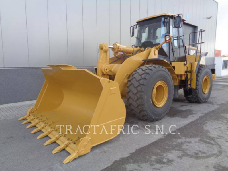 CATERPILLAR CARGADORES DE RUEDAS 966 G SERIES II equipment  photo 1