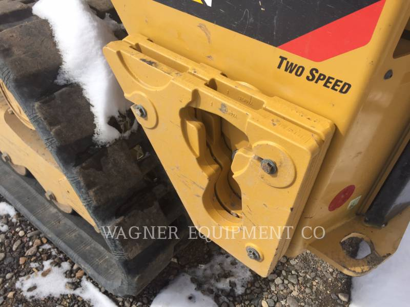 CATERPILLAR CHARGEURS TOUT TERRAIN 259D equipment  photo 9