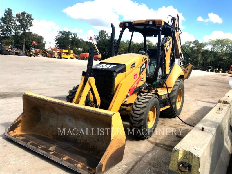CATERPILLAR バックホーローダ 416FST equipment  photo 2