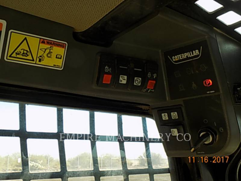 CATERPILLAR SKID STEER LOADERS 259B3 CA equipment  photo 10