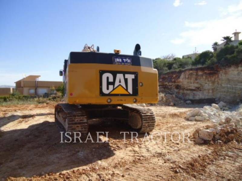 CATERPILLAR EXCAVADORAS DE CADENAS 345DL equipment  photo 14