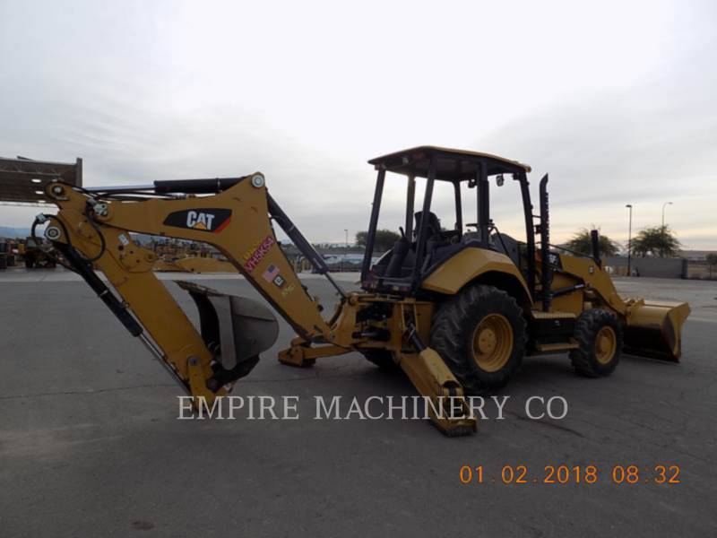 CATERPILLAR BACKHOE LOADERS 416F2 4EO equipment  photo 2