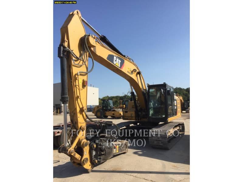CATERPILLAR PELLES SUR CHAINES 323FL9 equipment  photo 1