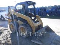 CATERPILLAR SCHRANKLADERS 242D equipment  photo 2