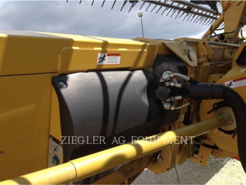 LEXION COMBINE HEADERS F535 equipment  photo 9