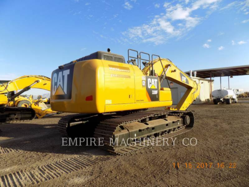 CATERPILLAR KOPARKI GĄSIENICOWE 330FL equipment  photo 2