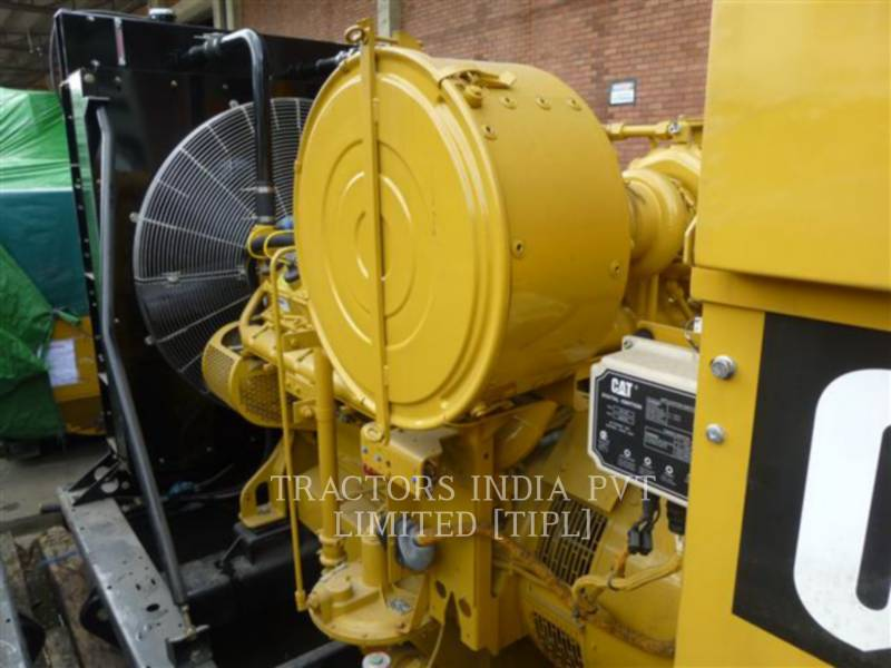 GENSET STATIONARY - NATURAL GAS G3412TA equipment  photo 8