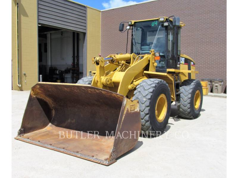CATERPILLAR PALE GOMMATE/PALE GOMMATE MULTIUSO 938G equipment  photo 1