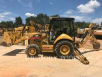CATERPILLAR BACKHOE LOADERS 416E/4MT equipment  photo 11