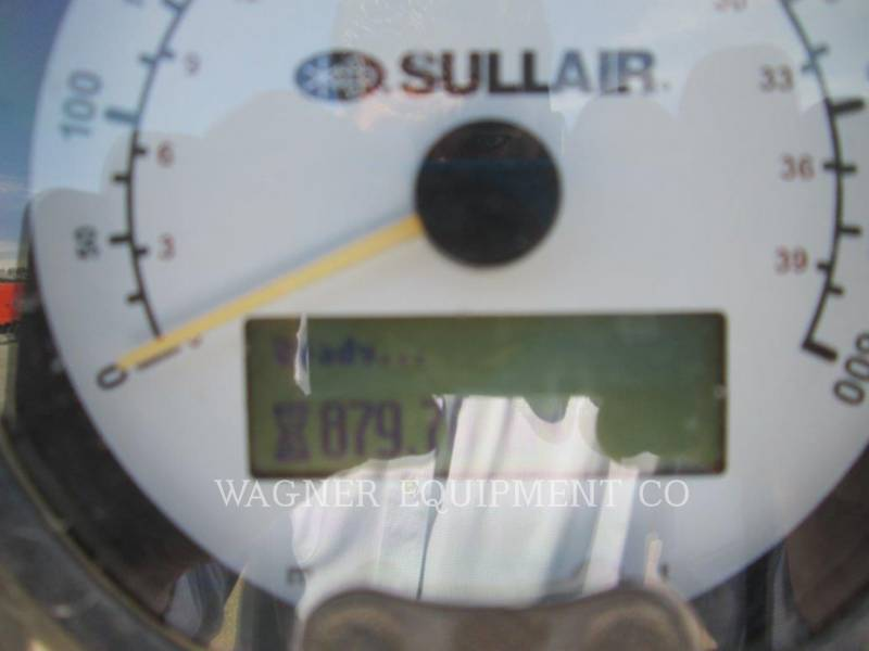 SULLAIR AIR COMPRESSOR (OBS) 900XHH/1150XHA equipment  photo 6