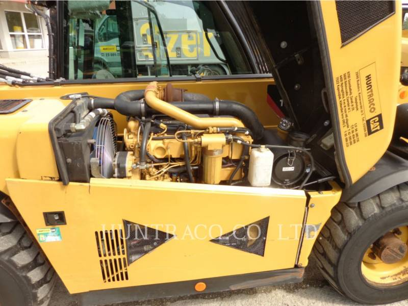 CATERPILLAR TELESKOPSTAPLER TH255 equipment  photo 17