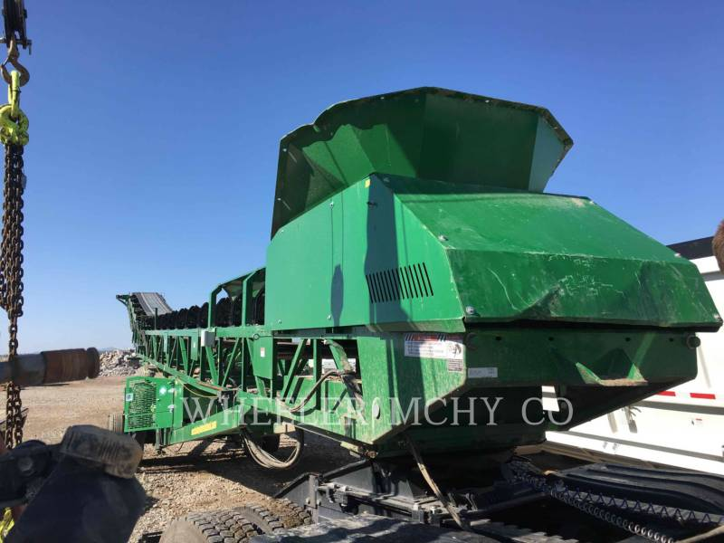 MCCLOSKEY CRUSHERS STK 36X80 equipment  photo 6