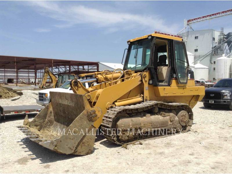 CATERPILLAR TRACK LOADERS 963CLGP equipment  photo 1