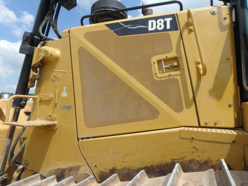 CATERPILLAR TRATORES DE ESTEIRAS D8T equipment  photo 24