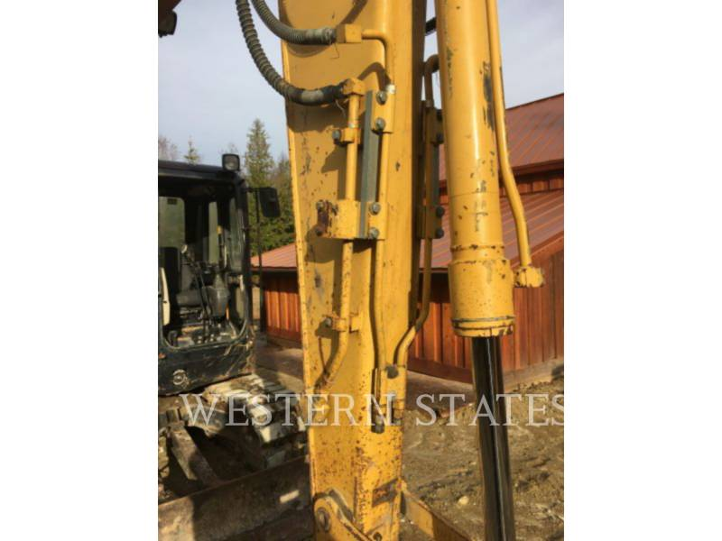 CATERPILLAR TRACK EXCAVATORS 308C equipment  photo 8