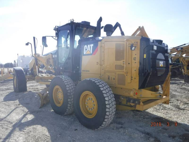 CATERPILLAR MOTONIVELADORAS 140M3AWD equipment  photo 4