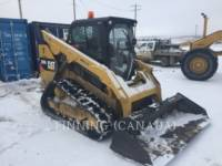 Equipment photo CATERPILLAR 289D-1 CHARGEURS SUR CHAINES 1