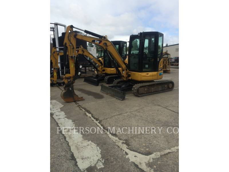 CATERPILLAR ESCAVADEIRAS 303.5E2CR equipment  photo 1