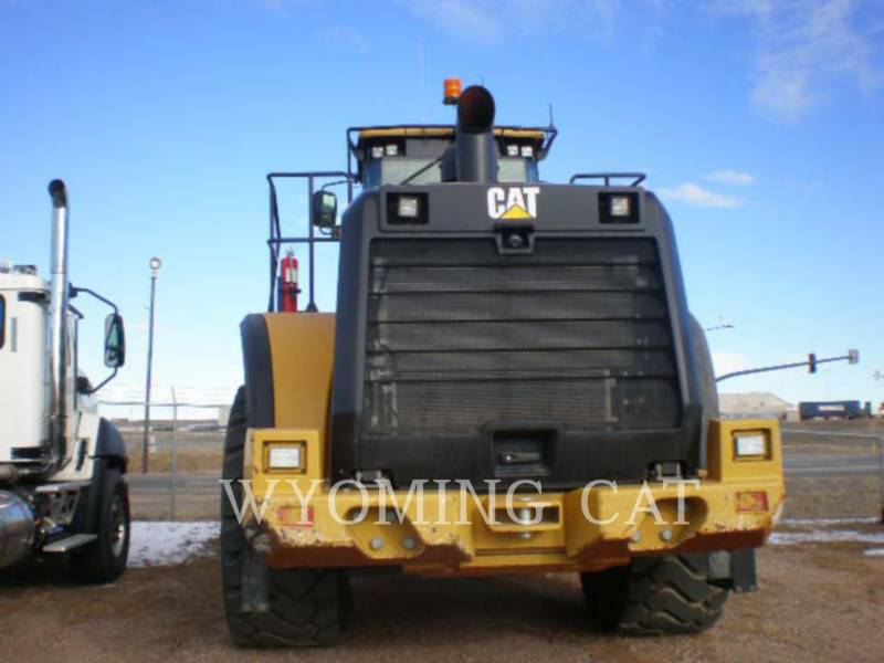CATERPILLAR RADLADER/INDUSTRIE-RADLADER 980K equipment  photo 4