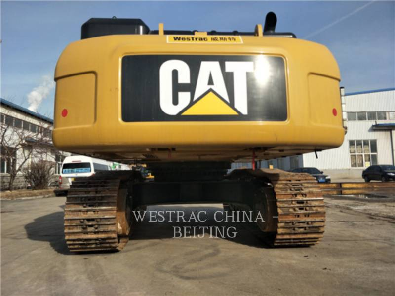 CATERPILLAR KETTEN-HYDRAULIKBAGGER 336D2 equipment  photo 2
