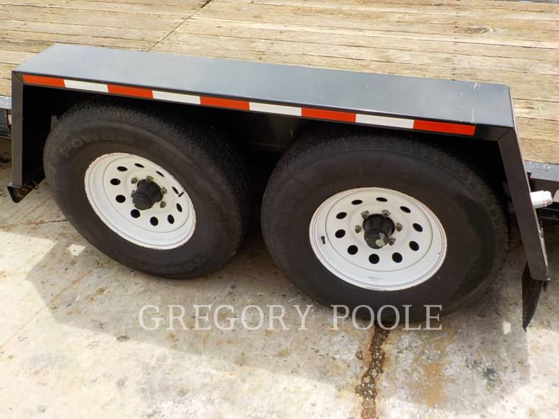 TOWMASTER TRAILERS TC-9D equipment  photo 18