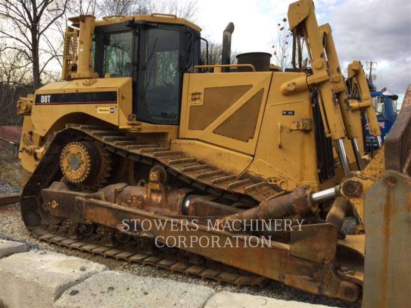 CATERPILLAR KETTENDOZER D8T equipment  photo 12