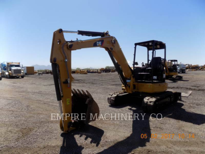 CATERPILLAR TRACK EXCAVATORS 305.5E2 OR equipment  photo 4