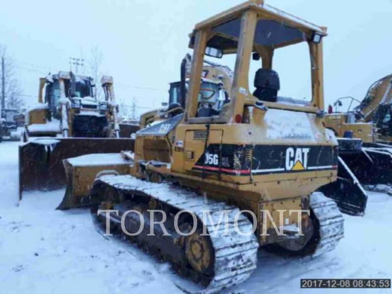 CATERPILLAR TRACTORES DE CADENAS D5G equipment  photo 4